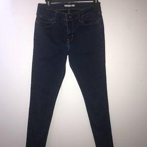 Levi's 710 Super skinny jeans 31